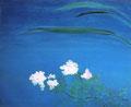 「Wild Rose」1989年/20号強/アクリル 麻キャンバス