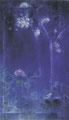 「Dream in Blue」1989年/120号/アクリル 麻キャンバス