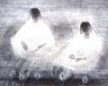 「昴」1981年/100号/日本画 山種美術館賞展出品