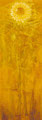 「Sunflower」1993年/1530×560/アクリル 麻キャンバス