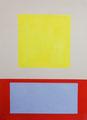 Im Quadrat n°5/2, 23 x 31 cm