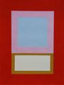 Im Quadrat n°4, 30 x 40 cm