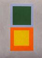 Im Quadrat n°7/1, 30 x 40 cm