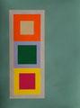 Im Quadrat n°7/2, 30 x 40 cm