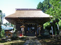 神奈川県神社 拝殿