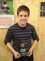 Jahresmeister 2012 Jugendliche Emmenegger Lukas