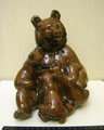 Медведица, автор Б.Я. Воробьёв. Н - 22 см.