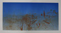"one view / drypoint monotype on paper / image size : 30 x 60 cm(aprx. 11 3/4"" x 23 3/4"")"