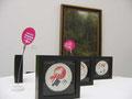"""Kunstaktion in der Kunsthalle zu Kiel: """"Quadratur des Kreises... Eine Hommage an die Russische Avantgarde"""", 2007"""
