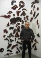 """Aus dem Projekt """"Schokoladenrevolution"""", 2006, Umtrieb - Galerie für aktuelle Kunst Kiel"""