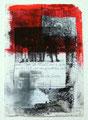 Schulblatt 139 (Punk´s Not Dead 03), Mischtechnik auf Papier, 29,7 x 21,0 cm, 2012