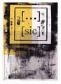 Schulblatt 162 ([...] [sic] 08), Mischtechnik auf Papier, 29,7 x 21,0 cm, 2013