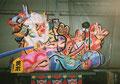 2003(平15)年 青森ねぶた祭後継者育成事業「ミニねぶた」 「茨城」
