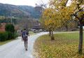 Prächtig, herbstlich gefärbte Obstbäume säumten die letzten Meter zurück zum Ausgangspunkt. Nach einer 6 stündigen Wanderung konnten wir auch diesen Gipfel abhaken und dementsprechend ließen wir den Tag im GH Steyrerbrücke ausklingen. Lg. Das Wanderteam.