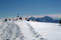 … zum Mayrwipfl-Gipfel.