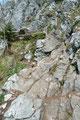 Zwischendurch galt es natürlich auch kleinere Felsstufen zu übersetzen, die jedoch für uns absolut keinerlei Probleme darstellten und …