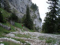 Durch das ewige fotografieren und trödeln, rückten die nachfolgenden Bergwanderer immer näher.