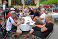 In einem Stück von 3000m auf 900m! Da hatte man sich wahrlich jede kalorienreiche Mahlzeit voll verdient! Eine Außergewöhnliche und spannende 2-tägige Gipfeltour fand hier seinen gebührenden Ausklang. Lg. Die Naturfreunde Ternberg & Wizi