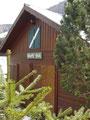 Dachten wir eingangs noch es handelte sich um eine Hütte wurden wir ganz oben angekommen des Besseren belehrt.