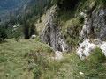 Großartige Berglandschaft