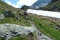 """Nach knapp 1 ½ Stunden hatte unser Quartett schlussendlich den 2484m hoch gelegenen Knotenpunkt """"Peischlachtörl"""" erreicht."""