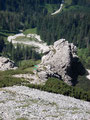 Was war jetzt das??? Ein Klappstuhl in der Bergwelt, der mir einige Rätsel aufgab. Ich hatte heute wirklich keine Zeit mehr um Platz zu nehmen und …