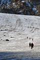 """… der """"Gletschertrip"""" auf einen der bekanntesten Modegipfel der Ötztaler Alpen konnte beginnen."""