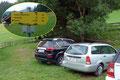 """Heute hatten sich Wolfgang und ich den höchsten Ennstaler Gipfel als Ziel vorgenommen. Als wir um 7.00 Uhr morgens am Parkplatz """"GH Köbl"""" in Johnsbach eintrafen, waren scheinbar schon einige Gleichgesinnte vor uns unterwegs."""