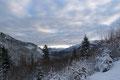 Bilderbuchwetter wurde für diesen Tag vorausprognostiziert, doch vorerst schoben sich noch die letzten Wolkenreste über das Alpenvorland.