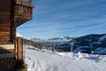 Welch genialer Blick über das Brixental wird einem hier nur geboten.