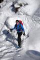 """Glücklich über den erbrachten Erfolg eines 1500 Höhenmeter im Anstieg überwundenen """"Hatschas"""" erreichten …"""