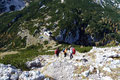 ... befanden uns an dieser Stelle nur mehr wenige Höhenmeter über der Heßhütte.