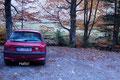 """Der Parkplatz kurz vor der """"Bosruckhütte (1043m)"""" war der Ausgangspunkt für meine bereits 52 zigste Bergtour in diesem Jahr uns sie sollte mir zugleich eine kleine Pause bescheren. Dazu aber später mehr."""