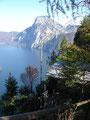 ... erreichen wir nach kurzer Zeit, vorbei an der Sonnsteinhütte ...