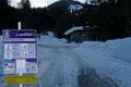 Tags darauf, zu früher Morgenstund stand unser 5-köpfiges Team aus Angela, Barbara, Christa, Roni & mir mit vollem Elan parat zur ersten Schneeschuhtour. Nachdem wir beim praktischen Checkpoint unser LVS gecheckt hatten, starteten wir gleich voll durch.
