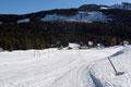 """… wo es die Piste talwärts zum Ausgangspunkt ging. Fazit: Eine traumhafte, gemütliche Schneeschuhtour auf den aussichtsreichen """"Gwöhnlistein"""", wobei die Gefahr besteht, sich an solch Winterwanderungen zu """"gwöhnen"""".  Lg. Gabi & Wizi"""
