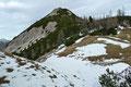 Als auch noch der rekordverdächtige Slalom durch die Latschenbüsche abgeschlossen werden konnte, standen wir erneut beim Grenzübergang in der Türkenkarscharte.