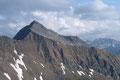 Erneut drängte sich die Weißspitze (3300m) in mein Blickfeld, um sich schon mal gedanklich  auf meiner TO-DO-Liste einzufügen.