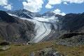 Ein letztes Mal lenkte der 7. Höchste Gipfel Österreichs unsere Blicke auf sich, bevor …