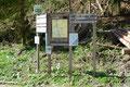 Fast schon im Laufschritt legte ich die letzten 2 km zum Ausgangspunkt mit der Hinweistafel zurück, wo sich die tolle Runde im Nationalpark schlussendlich schloss.