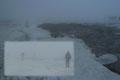 Im Bereich des Rainertörls, am Oberen Keesboden, war Seildisziplin oberstes Gebot. Die Sicht war schlecht und die über die zahlreichen Gletscherspalten führenden  Schneebrücken teilweise nicht tragfähig.