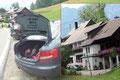… unserem Ausgangspunkt, dem Parkplatz Kölbl zu.  Eine landschaftlich großartige Tour fand hier ihren Abschluss. Zum Nachahmen verdammt! Lg. Wolferl  & Wizi