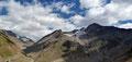 Nicht nur die steile Nordwand des Similauns zog seine Blicke auf sich, sondern auch die Blicke in die reizvollen Nebentäler auf Diemkogel, Schalfkogel, Mutmalkamm und Mutmalspitze gestaltete sich als überaus sehenswert.