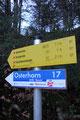 Ausgangspunkt unserer heutigen Bergtour war der Parkplatz zur Genneralm in der Ortschaft Hintersee/Lämmerbach. Nachdem wir unsere sieben Sachen gepackt hatten konnte es auch schon los gehen.