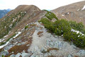 "Gipfelgeil wanderte ich dem aussichtsreichen 673er ""Eisenerzer-Alpen-Kammweg"" entlang des kupierten  Kammverlaufs dahin."