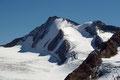 Die Hintere Schwärze, als 6 höchster Gipfel Österreichs zog meinen begehrlichen Blick sicherlich mehr als einmal auf sich. Vorausschauend studierte ich schon heute den vermutlichen Aufstiegsweg.