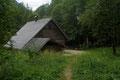 … zur Jagdhütte in der Sulzaustube entgegen.