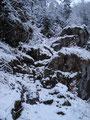 Jedoch mein Weg führte mich immer weiter nach oben. Sozusagen über Stock und Stein.