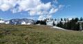 Nachdem Vorgipfel und Hauptgipfel abgehakt werden konnten, wollten wir dem Gipfel des Rotgsol (1560m) einen Besuch abstatten. Also los! Unter der traumhaften Kulisse der Nordabstürze des Sengsengebirges wanderten wir zielstrebig auf ihn zu.