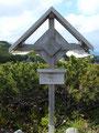 Das Gipfelkreuz des Eiblgupfes. Klein aber fein.